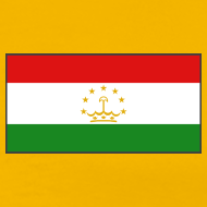 Design ~ Tajikistan Flag T-Shirt