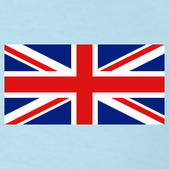 Design ~ United Kingdom Flag T-Shirt