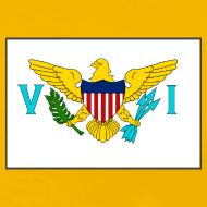 Design ~ US Virgin Is. Flag T-Shirt
