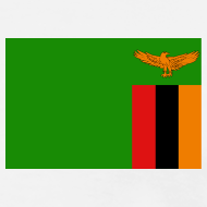Design ~ Zambia Flag T-Shirt