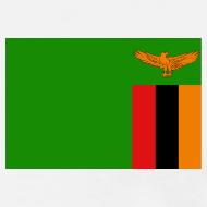 Design ~ Zambia Flag T-Shirt