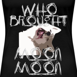 Moon Moon - Women's Premium T-Shirt