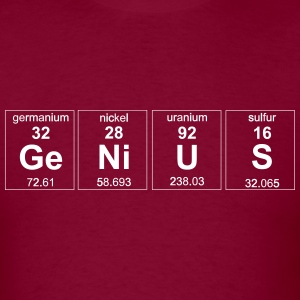 Genius Element T-Shirts - Men's T-Shirt