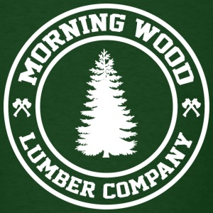 Morning Wood Lumber Co. - Men's T-Shirt