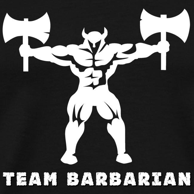 Team Barbarian T-Shirt