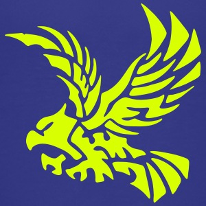 Tribal Eagle - Bird - Hawk - Flying - Freedom Kids' Shirts - Kids' Premium T-Shirt