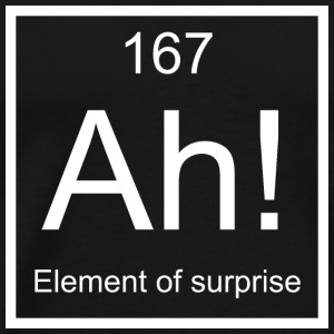 Ah! Surprise Element - Men's Premium T-Shirt