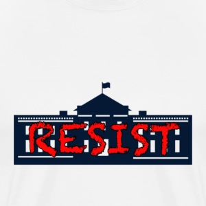 Resist (Capitol - T) - Men's Premium T-Shirt