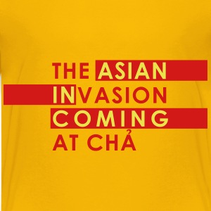 Asian Invasion T-Shirt - Kids' Premium T-Shirt