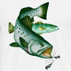 Speckled Trout  - Men's Premium T-Shirt