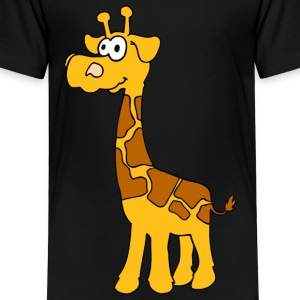Giraffe Kids T-Shirt - Toddler Premium T-Shirt
