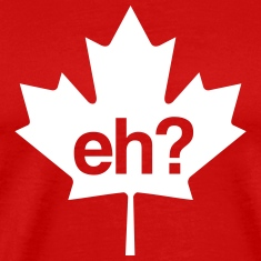 Canadian Leaf Eh  T-Shirts