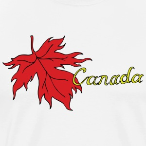Canada Day T-Shirt - Men's Premium T-Shirt