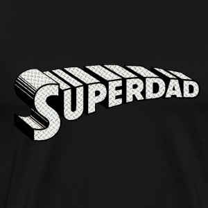 SuperDad T-Shirts - Men's Premium T-Shirt