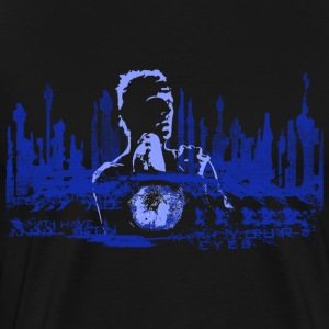 Blade Runner (Roy Batty, Nexus 6 Replicant) T-Shirts - Men's Premium T-Shirt