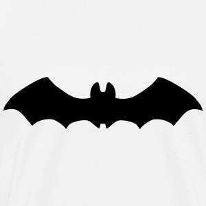 bat animal T-Shirts - Men's Premium T-Shirt