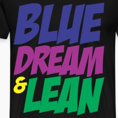 Blue Dream & Lean T-Shirts