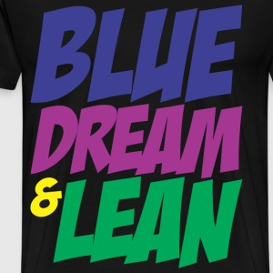 Blue Dream & Lean T-Shirts - Men's Premium T-Shirt