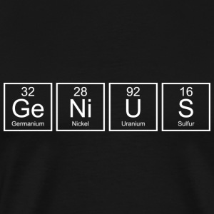 Genius - Men's Premium T-Shirt