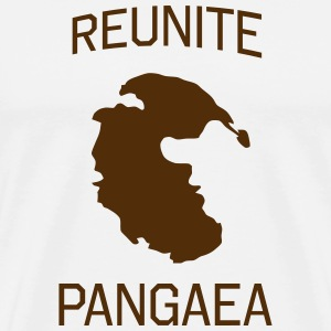 Reunite Pangaea T-Shirts - Men's Premium T-Shirt