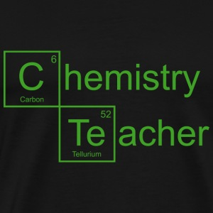 Chemistry Teacher - Men's Premium T-Shirt