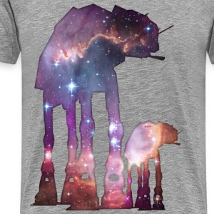Cosmic Walkers T-Shirts - Men's Premium T-Shirt