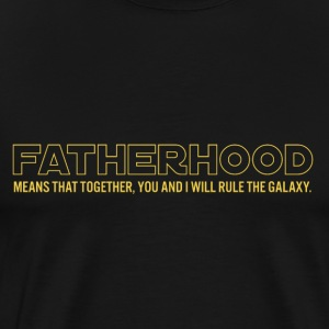 Fatherhood - Men's Premium T-Shirt