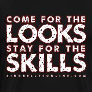 Design ~ Skills 3XL/4XL T-shirt