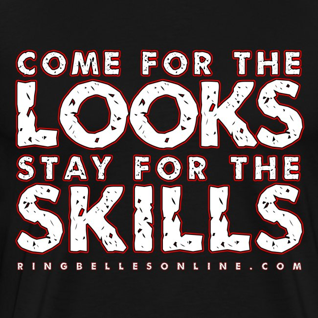 Skills 3XL/4XL T-shirt