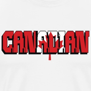 Canadian T-Shirt - Men's Premium T-Shirt