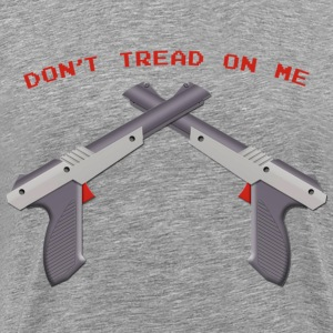 Don't Tread on Me Zappers - Men's Premium T-Shirt