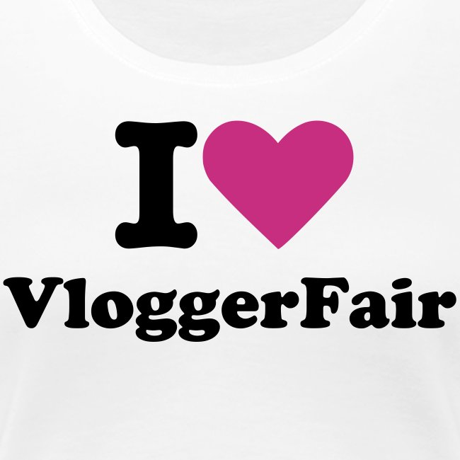 I love Vloggerfair