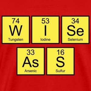 Wise Ass - Men's Premium T-Shirt