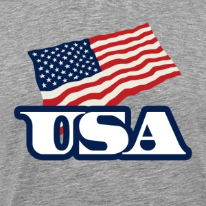 The United States of America - Men's Premium T-Shirt