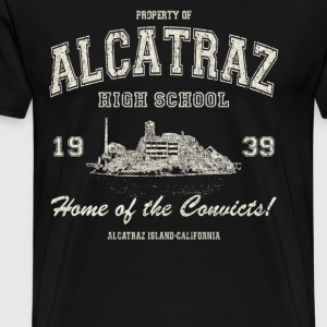 Alcatraz High School - Men's Premium T-Shirt