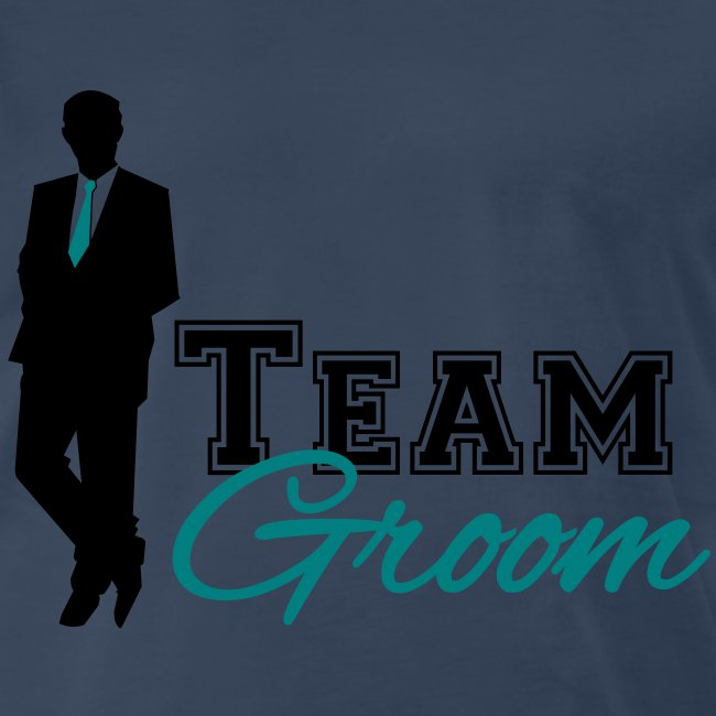 Team Groom *Customize the Color to match YOUR wedding*