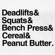 Design ~ Deadlifts&Squats