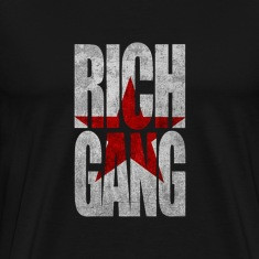 Rich Money T-Shirts