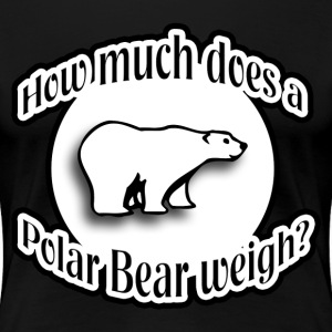 Polar white bear t shirts spreadshirt for How much is a shirt