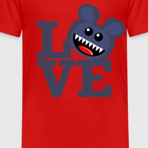 SAVAGE BEAR LOVE Baby & Toddler Shirts - Toddler Premium T-Shirt