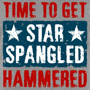 Star Spangled Hammered - Women's Premium T-Shirt