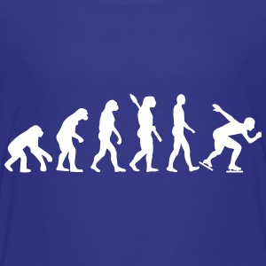 Evolution Speed skating Kids' Shirts - Kids' Premium T-Shirt