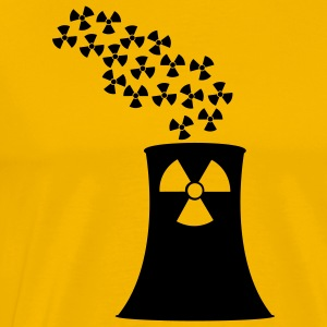 nuclear power T-Shirts - Men's Premium T-Shirt
