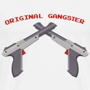 Original Gangster Zappers - Men's Premium T-Shirt