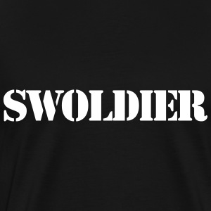swoldier T-Shirts - Men's Premium T-Shirt