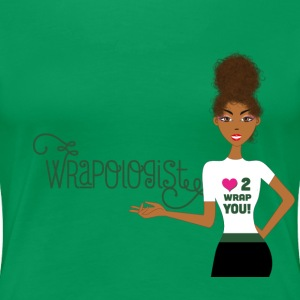 Wrapologist  - Women's Premium T-Shirt