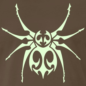 spider 1_ T-Shirts - Men's Premium T-Shirt