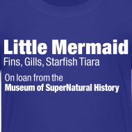 Design ~ Little Mermaid Monstrosi-Tee