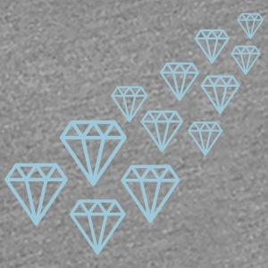 Diamond Design Women's T-Shirts - Women's Premium T-Shirt