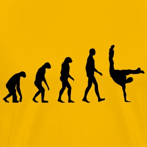 Evolution breakdance T-Shirts - Men's Premium T-Shirt